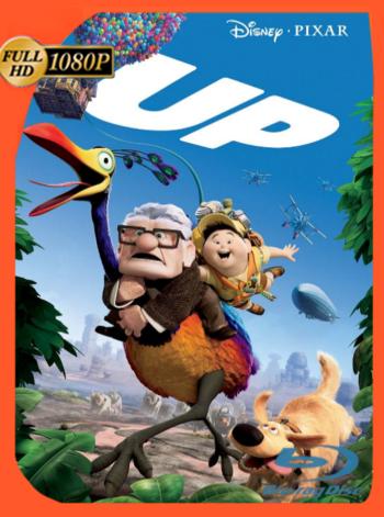 Up: Una Aventura de Altura (2009) BDRip [1080p] Latino [GoogleDrive]