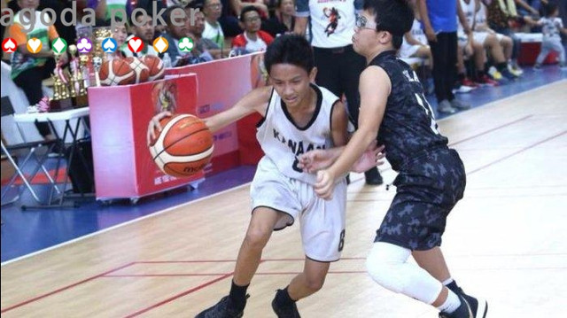 Tim Basket SMP Kanaan Juara Basket Antar SMP di Ajang Eksibisi Turnamen Basket 2019