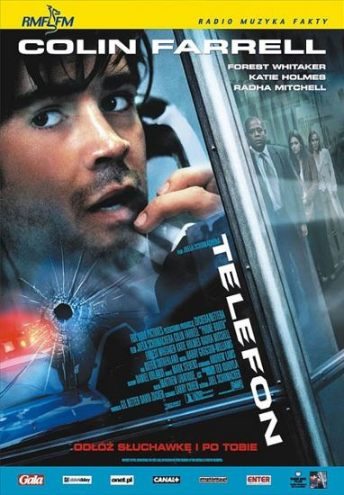 Telefon / Phone Booth (2002) PL.BRRip.XviD-GR4PE | Lektor PL
