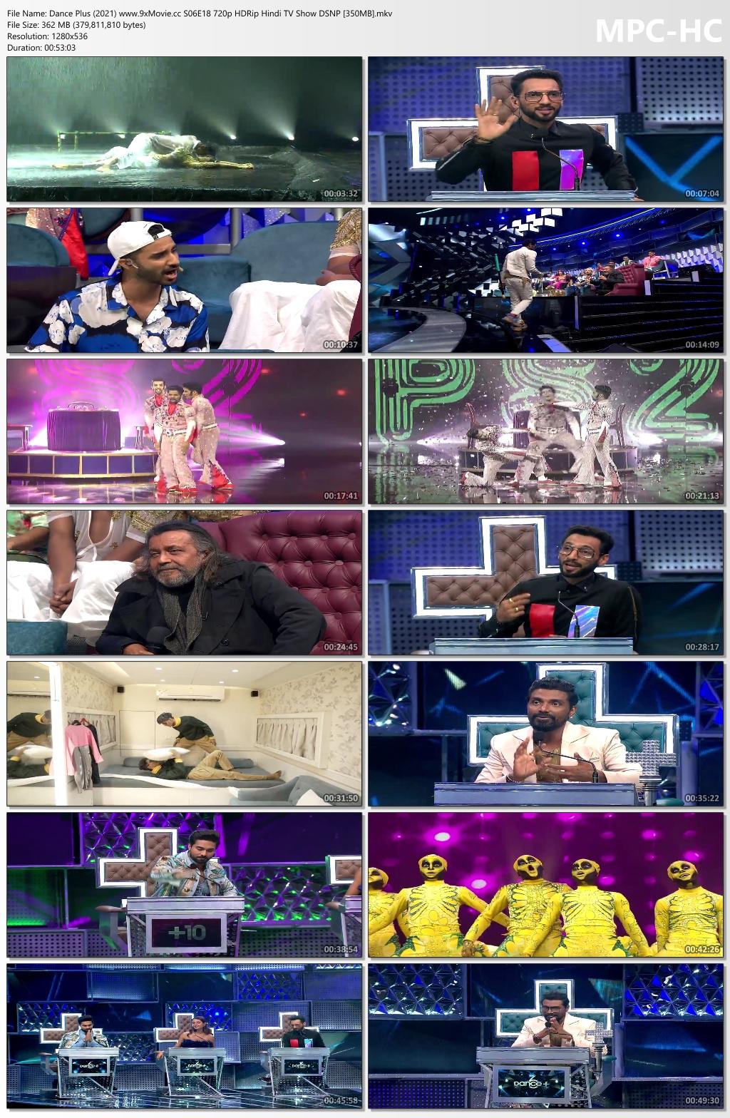 Dance-Plus-2021-www-9x-Movie-cc-S06-E18-720p-HDRip-Hindi-TV-Show-DSNP-350-MB-mkv