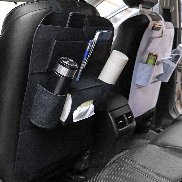 Leather Car Organizer