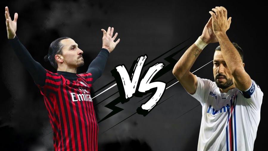 DIRETTA MILAN SAMPDORIA Streaming Alternativa TV Gratis: dove vedere Ibrahimovic vs Quagliarella
