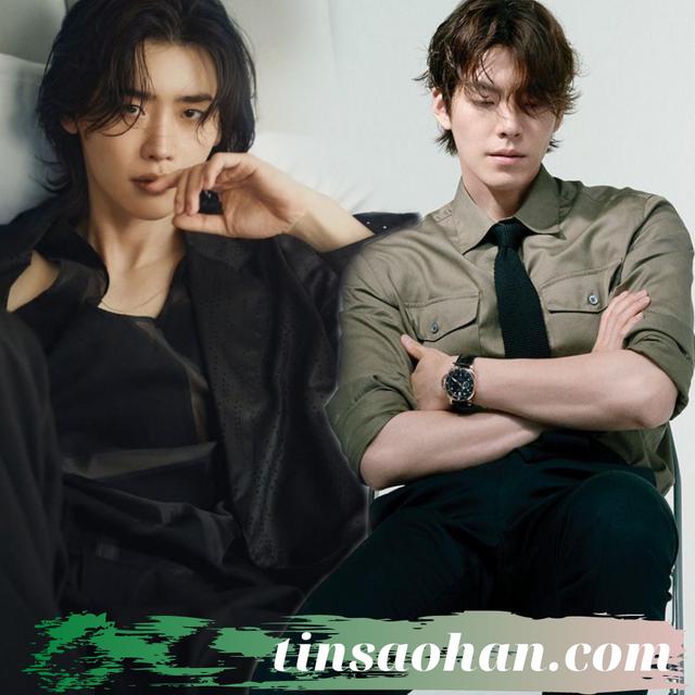 8 nam diễn viên Hàn xuất thân người mẫu khiến chị em mê mệt