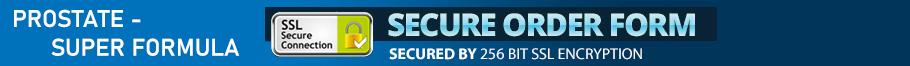 SECURE ORDER FORM - Prostate Super Formula