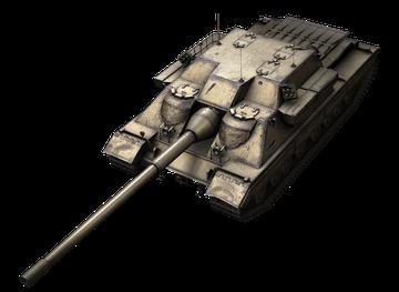 Премиум танк Badger World of Tanks Blitz