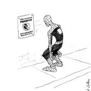 Wall-Walking-Prohibited