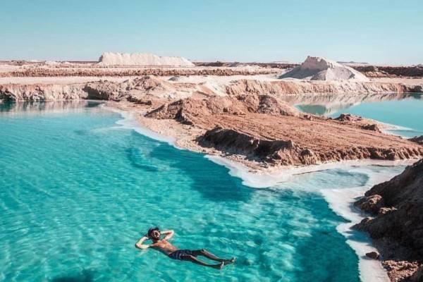 Yuk, Jelajahi Indahnya Alam Mesir dengan Berkunjung ke 7 Tempat Ini