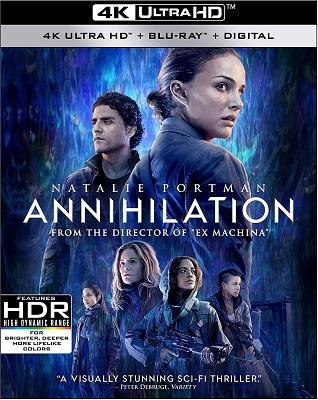 Annientamento (2018) HD 720p UHDrip HDR10 HEVC AC3 ITA + E-AC3 ENG