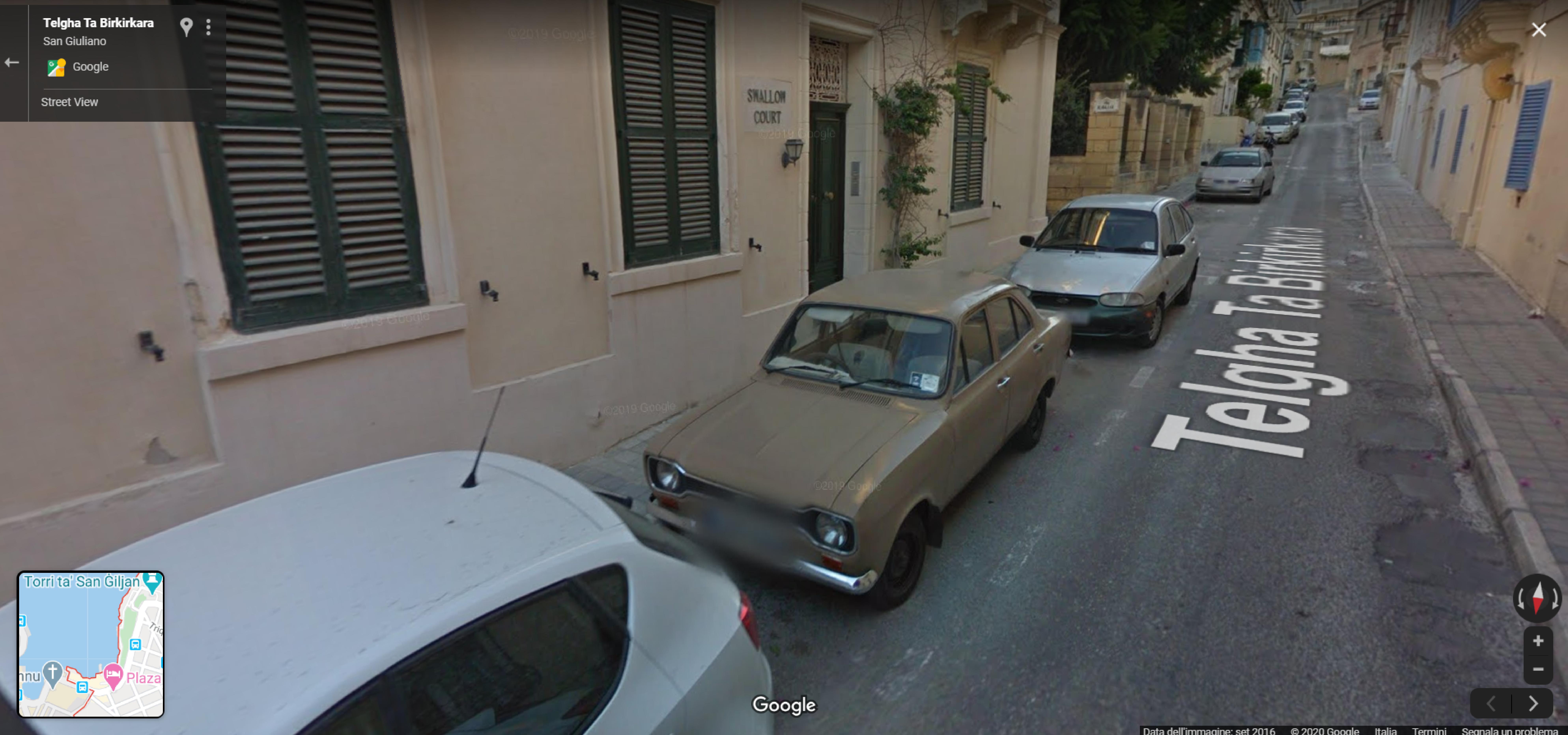 Auto  storiche da Google Maps - Pagina 11 Sliema-Malta-25