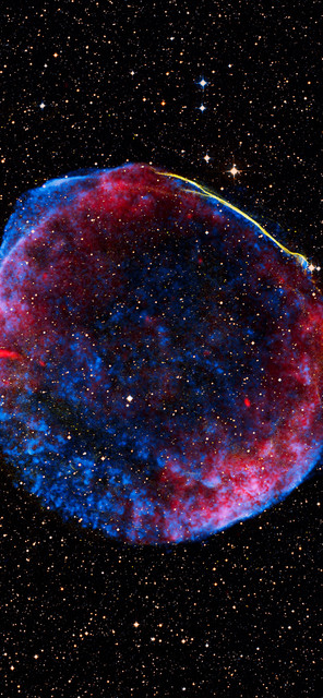This-remarkable-image-was-created-from-pictures-taken-by-different-telescopes-in-space-and-on-the-gr
