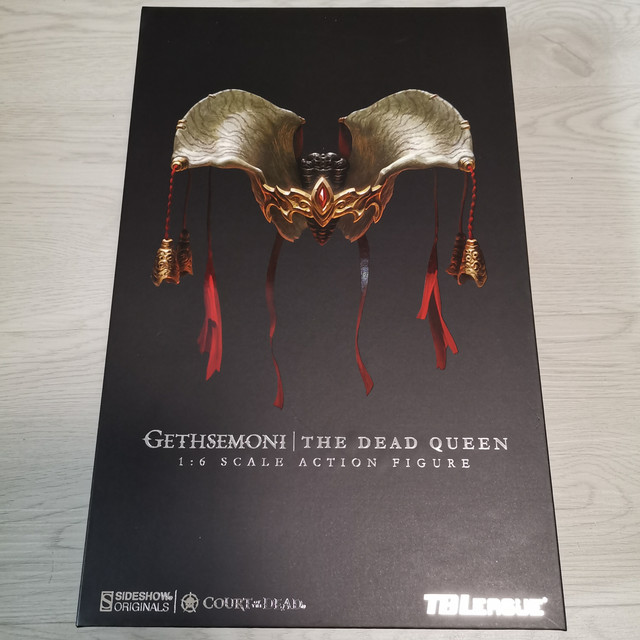 sideshow - NEW PRODUCT: Tbleague x SIDESHOW New: 1/6 Court of the Dead: Gethsemoni The Dead Queen action figure (PL2019-147) 01