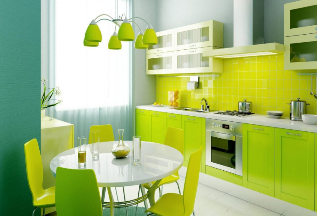 Angel Home Modern Kitchen Designs