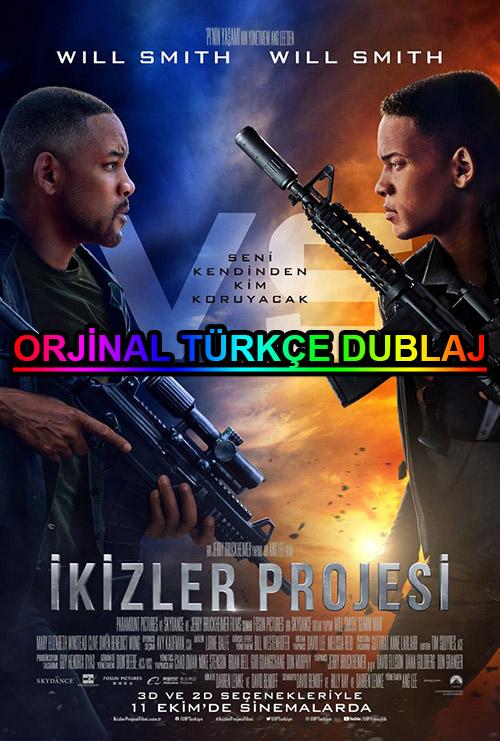 İkizler Projesi | Gemini Man | 2019 | BDRip | XviD | Türkçe Dublaj | 4K - 1080p - m720p - m1080p | BluRay | Dual | TR-EN | Tek Link