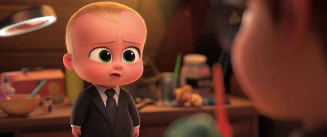 The Boss Baby Family Business Screen Shot 1