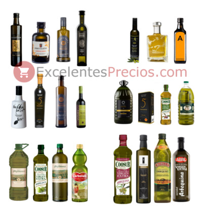 olive oil, types of oil, price, density, calories, news...