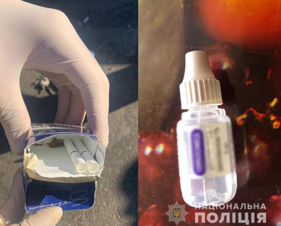 Арест банды клофелинщиков в Киеве