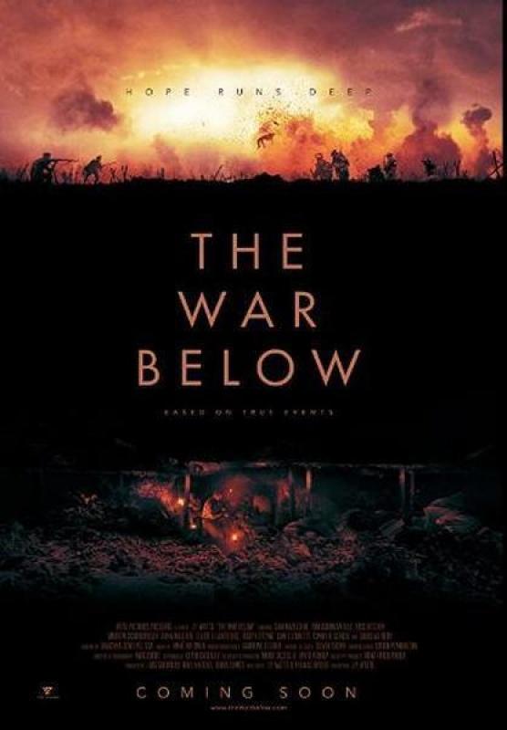 The War Below (2020) BluRay REMUX | 1080p | 720p AVC DTS-HD MA 5.1 [TR-EN]