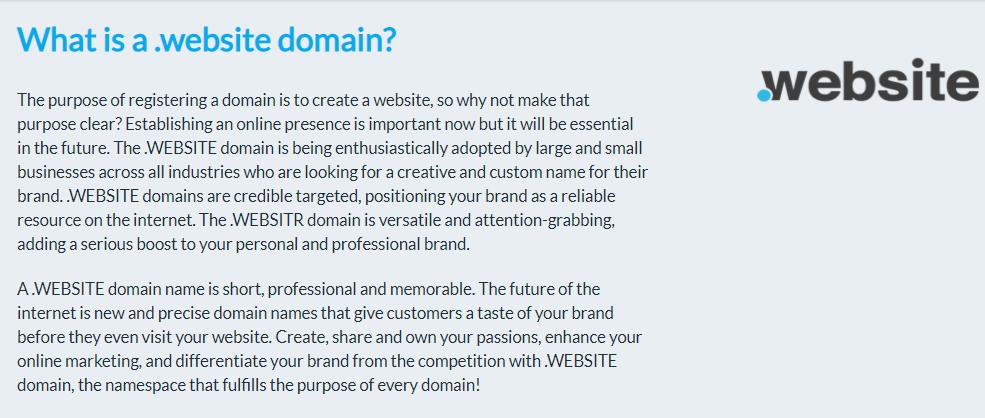 dot-website