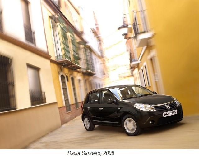 Dacia, la petite marque qui voit grand 2008-Dacia-SANDERO