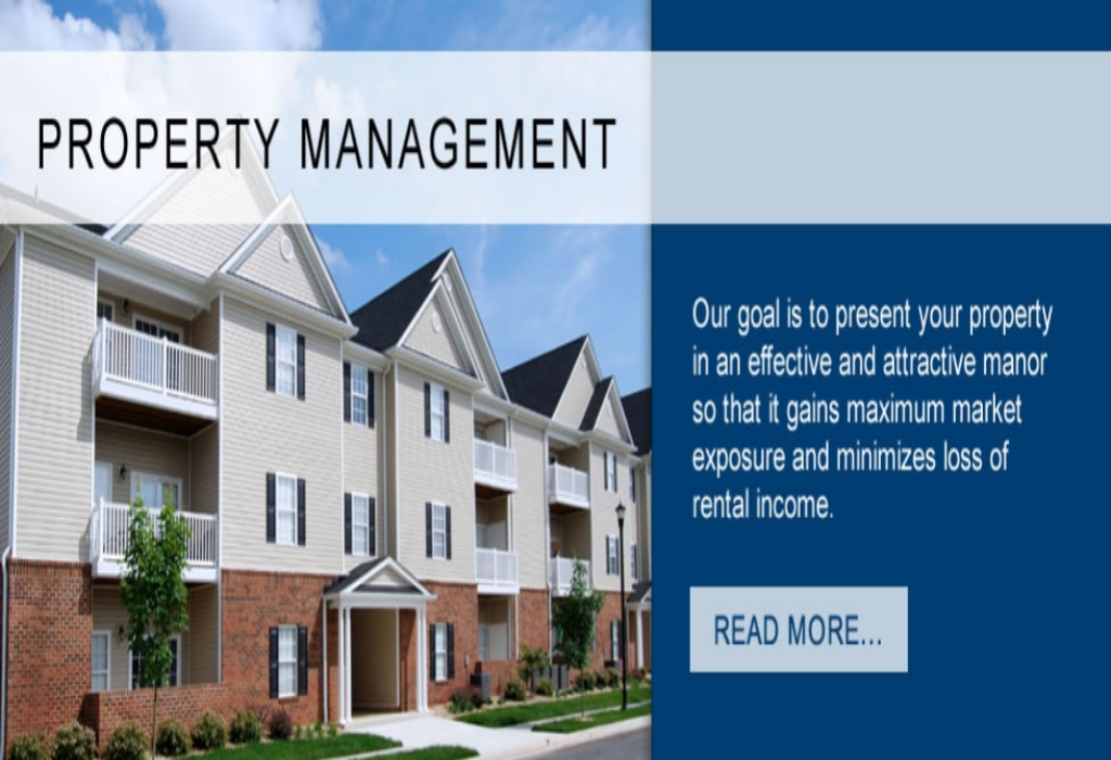Property Management Comfortable Home