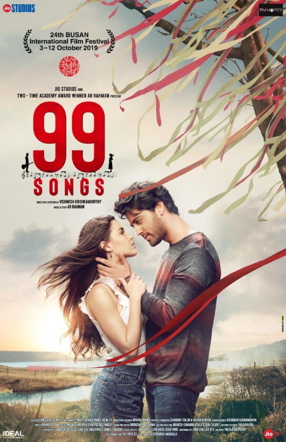 99 Songs (2021) Hindi 480p Pre-DVDRip x264 AAC 400MB Dwonload