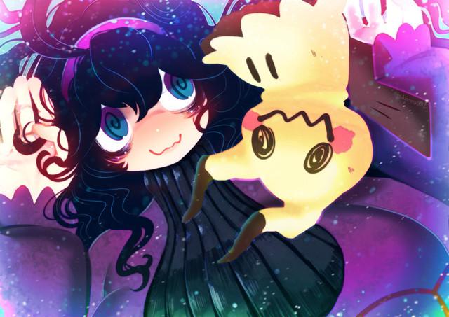 3355618-hex-maniac-and-mimikyu-pokemon-game-and-etc-drawn-by-hakkasame