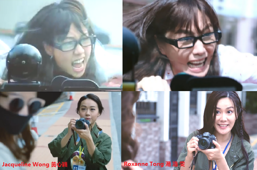 Tvb Forensic Heroes Iv Same Scenes Different Actresses Chit Chat Mugentech Net