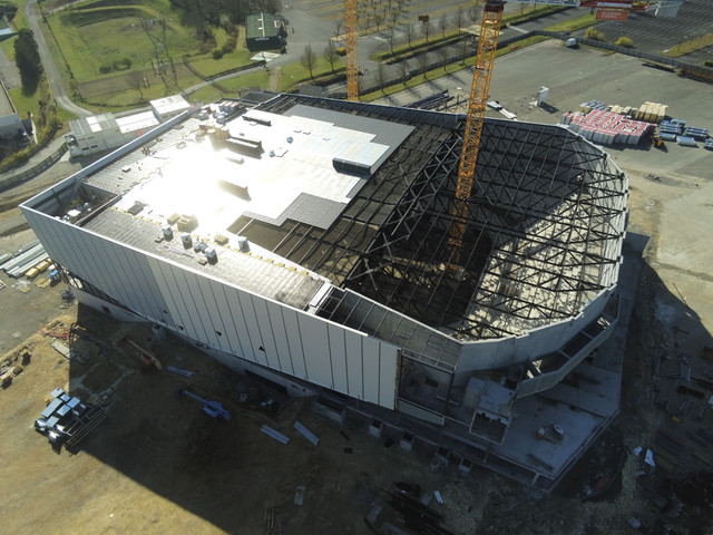 « Arena Futuroscope » grande salle de spectacles et de sports · 2022 - Page 17 102005880763