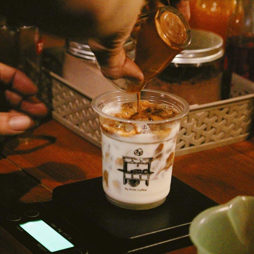 Kirk Coffee and Satay