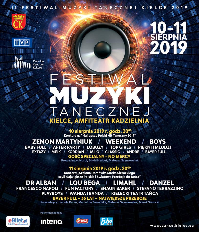 Festiwal Muzyki Tanecznej (Kielce - 2019) PL.HDTV.x264-FOX / PL