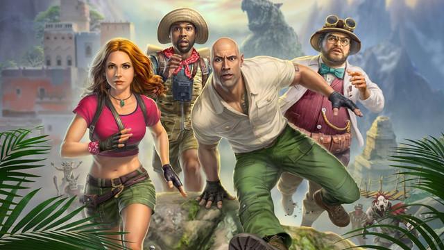 Jumanji: The Video Gamev.1.0 (2019)