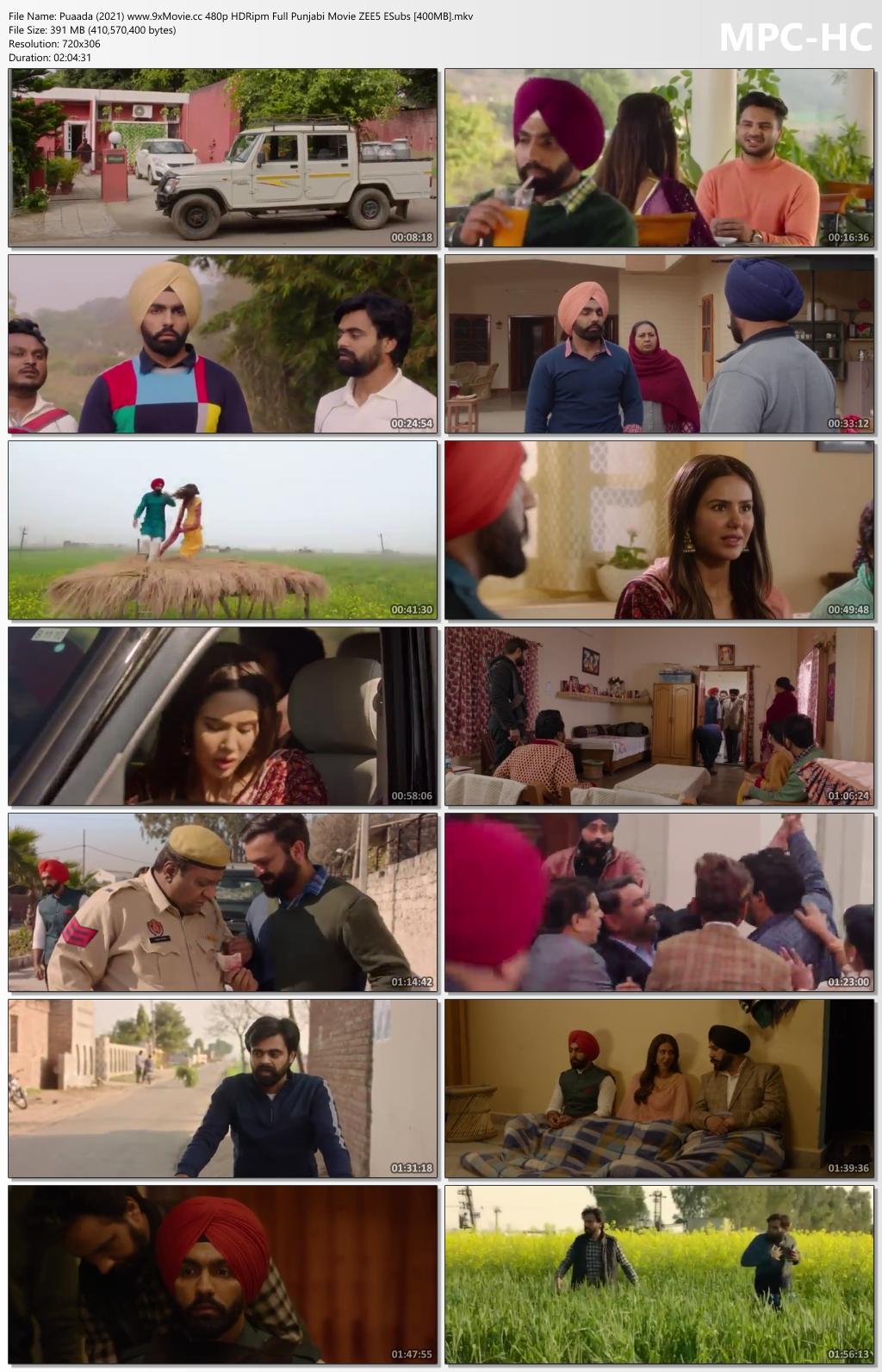 Puaada-2021-www-9x-Movie-cc-480p-HDRipm-Full-Punjabi-Movie-ZEE5-ESubs-400-MB-mkv