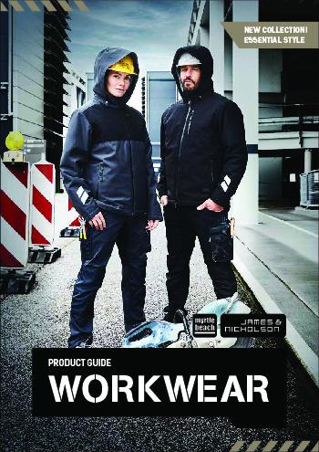 Brochure Daiber workwear