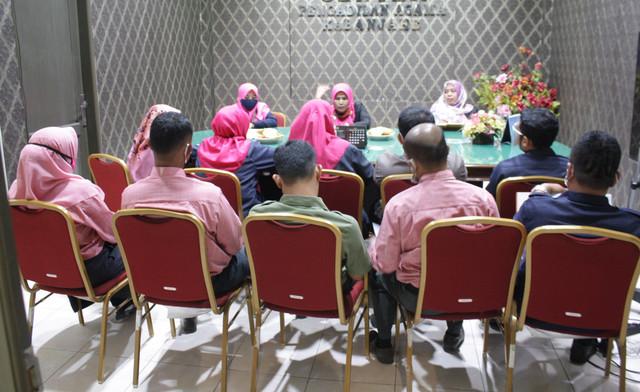 Rapat Koordinasi Pengadilan Agama Kabanjahe | (3/12)