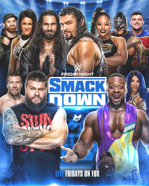 WWE Friday Night Smackdown 23rd October 2020 Download