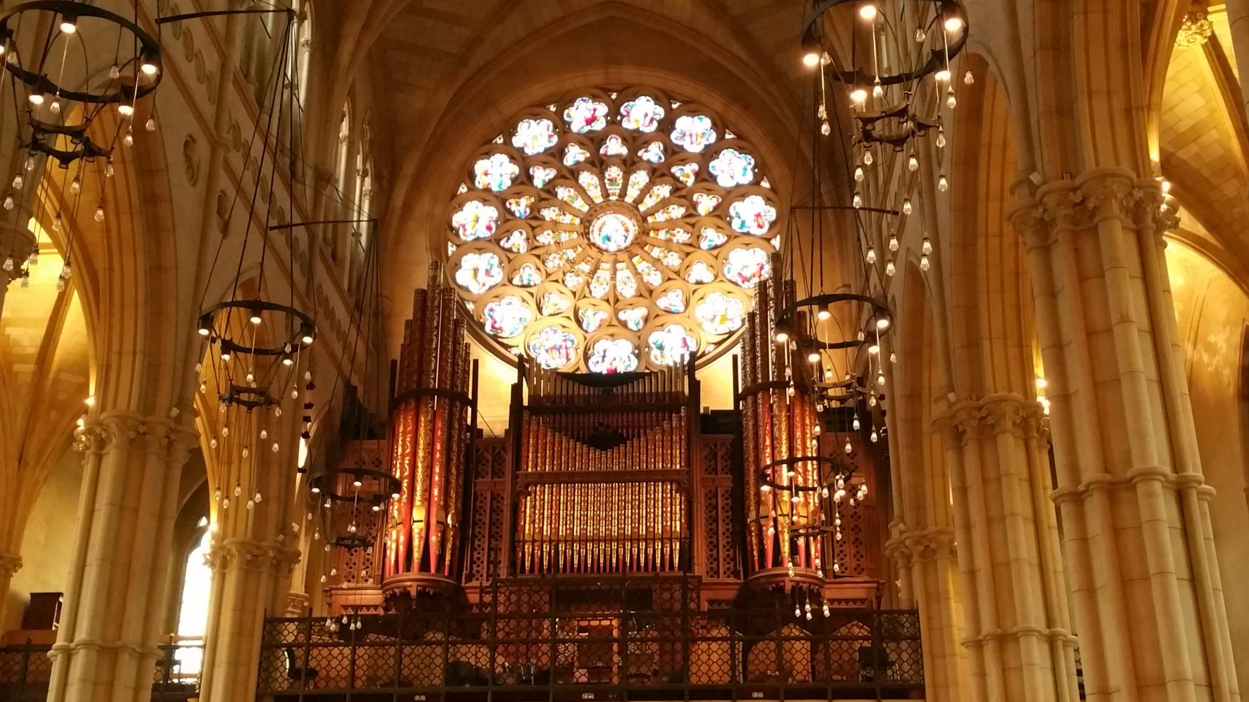 Concert à la Cathédrale d'Arundel le 22 juin 2019 20180630-210432