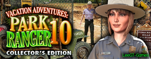 Vacation Adventures: Park Ranger 10 Collector's Edition {v.Final}