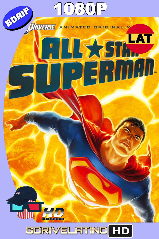 Superman Viaja Al Sol (2011) BDRip 1080p Latino-Inglés MKV