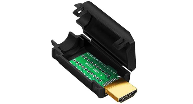 HDMI-M-SHELL-000