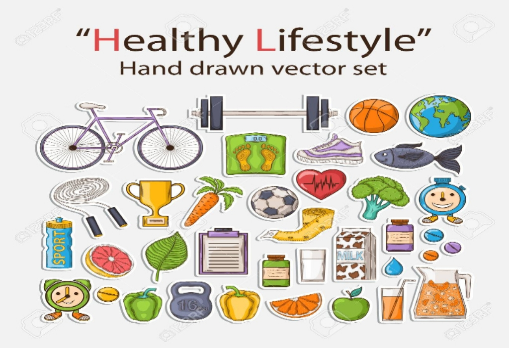 Lifestyle Health Care Nutrition Camp