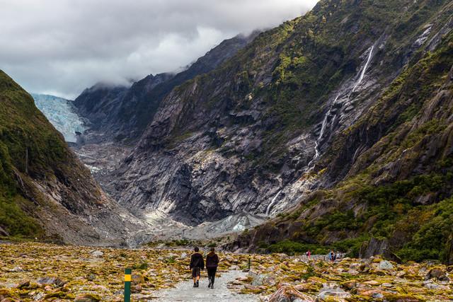 New-Zealand-South-Island-Plus-Tranzalpine-Xperience-Franz-Josef-Glacier