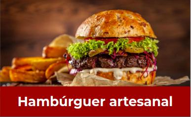 Receita de hamburguer caseiro