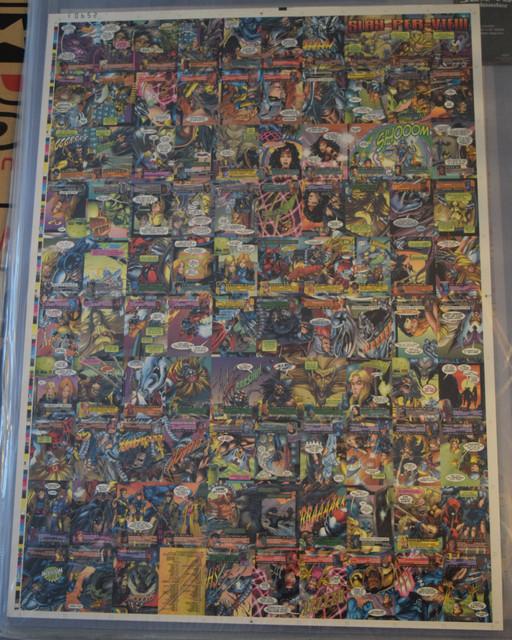 X-Men-Fleer-Ultra-Wolverine-1996-Uncut-Sheet-2