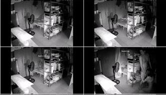 Clip: Camera công ty bắt gặp cảnh em Thủ quỹ mò xuống Khu KTX Kỹ Thuật^^