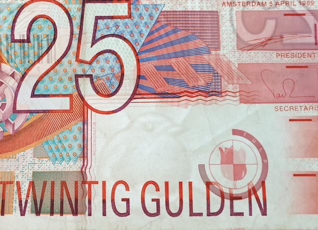 Duisenberg, descubriendo sus firmas 25 gulden y 50 gulden  20190929-114214