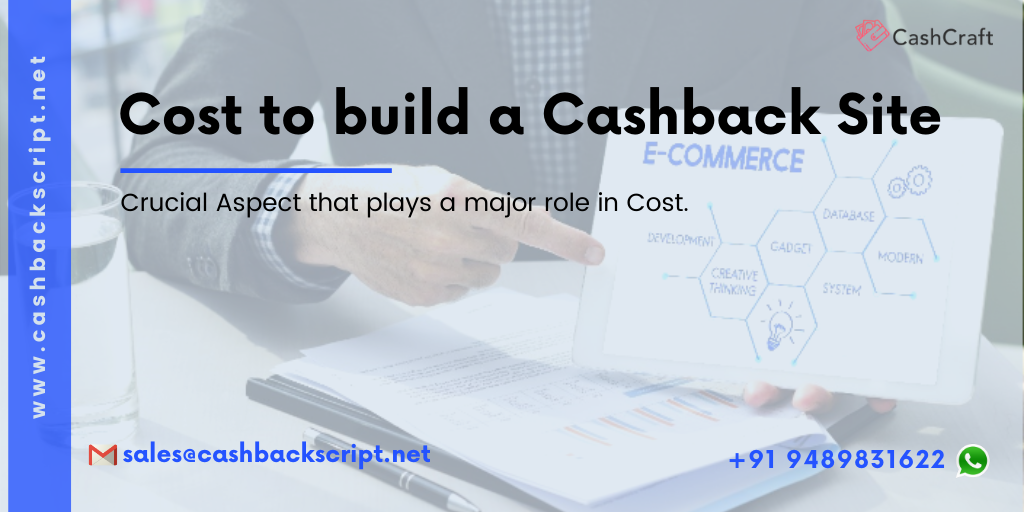 cost of cashback development