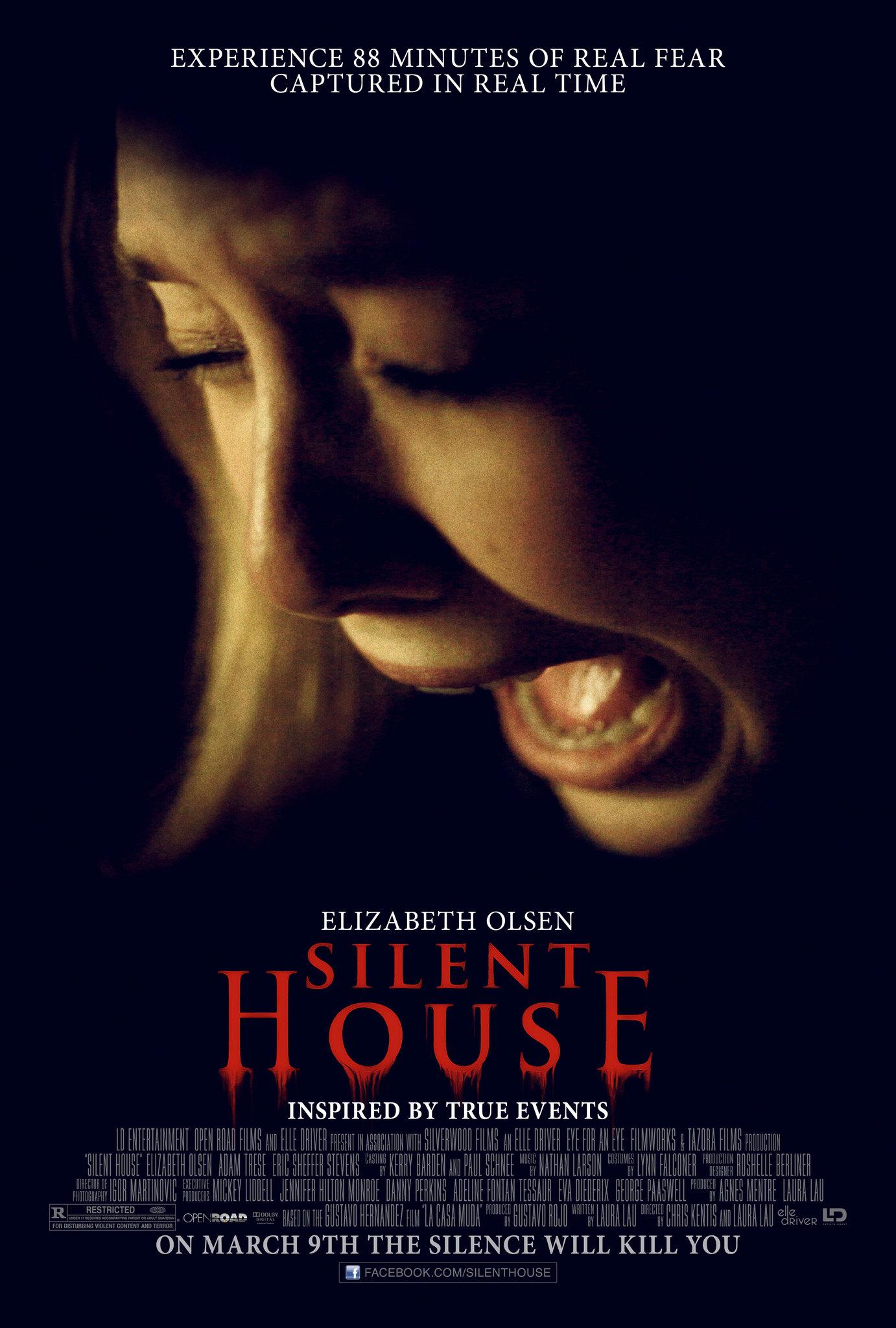 ჩუმი სახლი,SILENT HOUSE