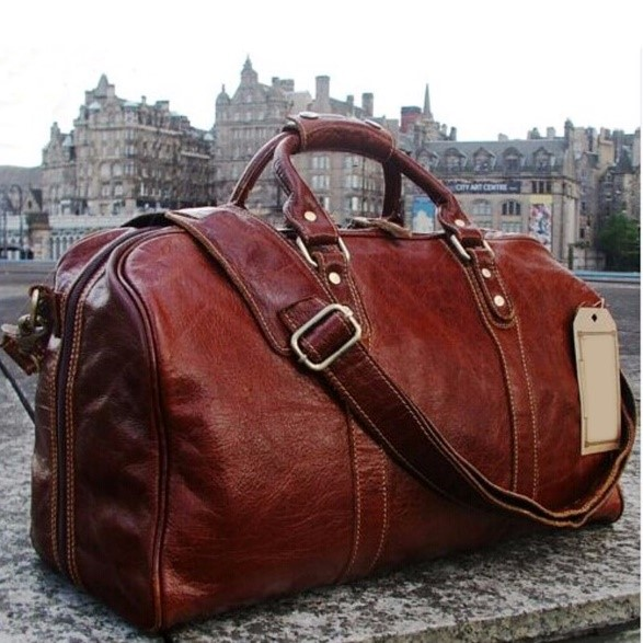 5 Benefits Of Leather For Travel Bags