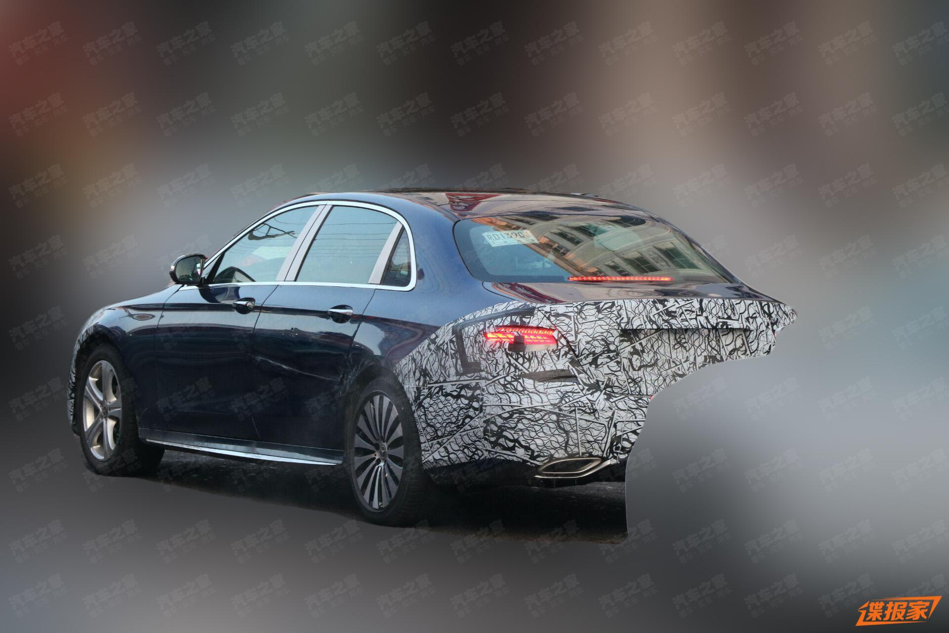 2020 Mercedes-Benz Clase E Facelift 19