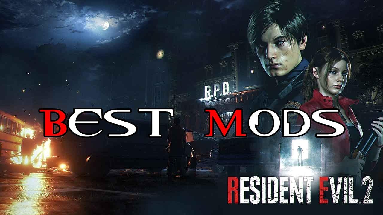 8 лучших модов для Resident Evil 2 Remake